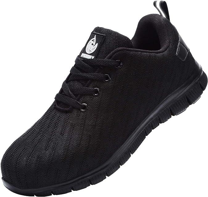 DYKHMILY Chaussures de sécurité Homme ou Femme