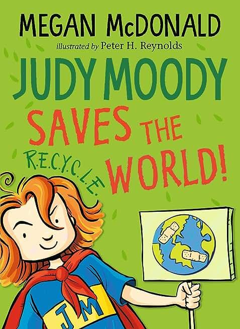 Judy Moody Saves the World! (English Edition)