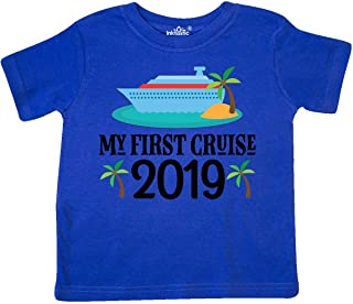 inktastic - My 1st Cruise 2019 Toddler T-Shirt 322e2