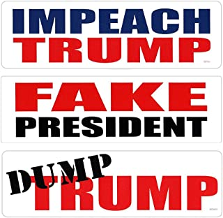 Best i hate trump bumper stickers Reviews