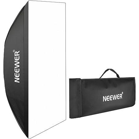 "Neewer SB-BW6090 Portátil Rectangular Caja de Luz con Bowens Monte 60 x 90cm / 23.6"" x 35.4"" para Canon Nikon 300W 400W 600W 800W 1000W Flash de Estudio"
