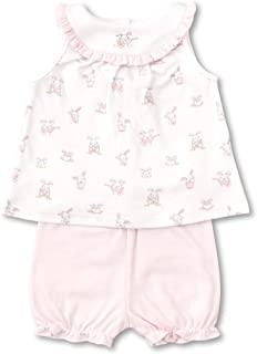 Kissy Kissy Baby-Girls Infant Bunny Tails Sunsuit