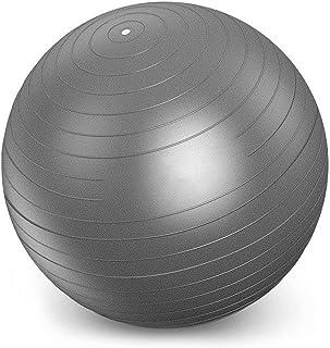 Yoga ball Balance ball Sports Exercise Ball Yoga Swiss Ball Pilates with Pump ,Gym Fitness Ball for Women and Men