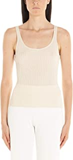 Luxury Fashion | Theory Womens J0516704WGJ Beige Tank Top | Autumn-Winter 19