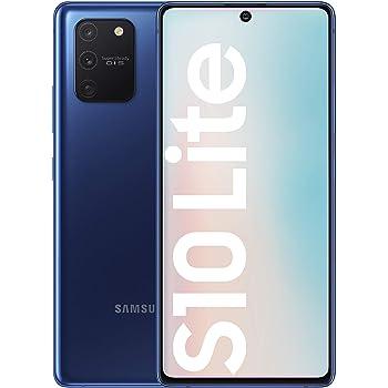 """Samsung Galaxy S10 - Smartphone de 6.1"""", Dual SIM, 128 GB, Negro (Prism Black): Samsung: Amazon.es: Electrónica"""