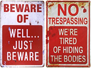 Best creative no trespassing signs Reviews