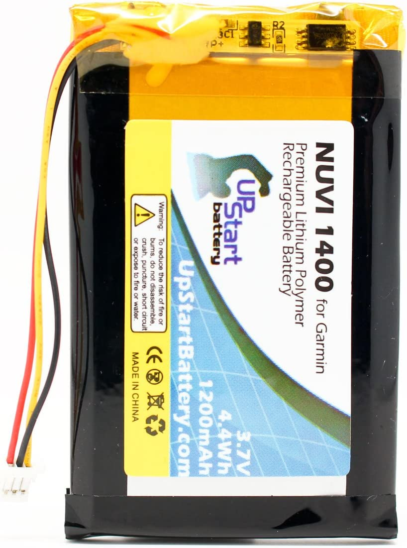 Replacement free shipping for lowest price Garmin Nuvi 1490T with - Compatible Garm Battery