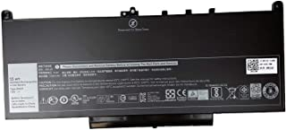 Dentsing J60J5 7.6V 55WH Laptop Battery Replacement for Dell Latitude E7270 E7470 Series R1V85 451-BBSX 451-BBSY 451-BBSU MC34Y 242WD