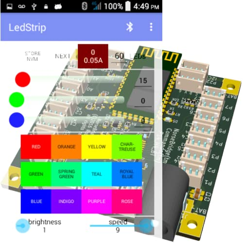 LedStrip WS2812B Controller App