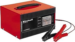 comprar comparacion Einhell 1056121 Cargador de batería, Negro, Rojo