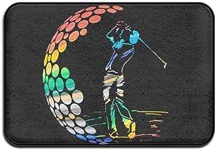 """Golf Doormats Entrance Rug Floor Mats Doormats Floor Mat 15.7""""23.6"""""""