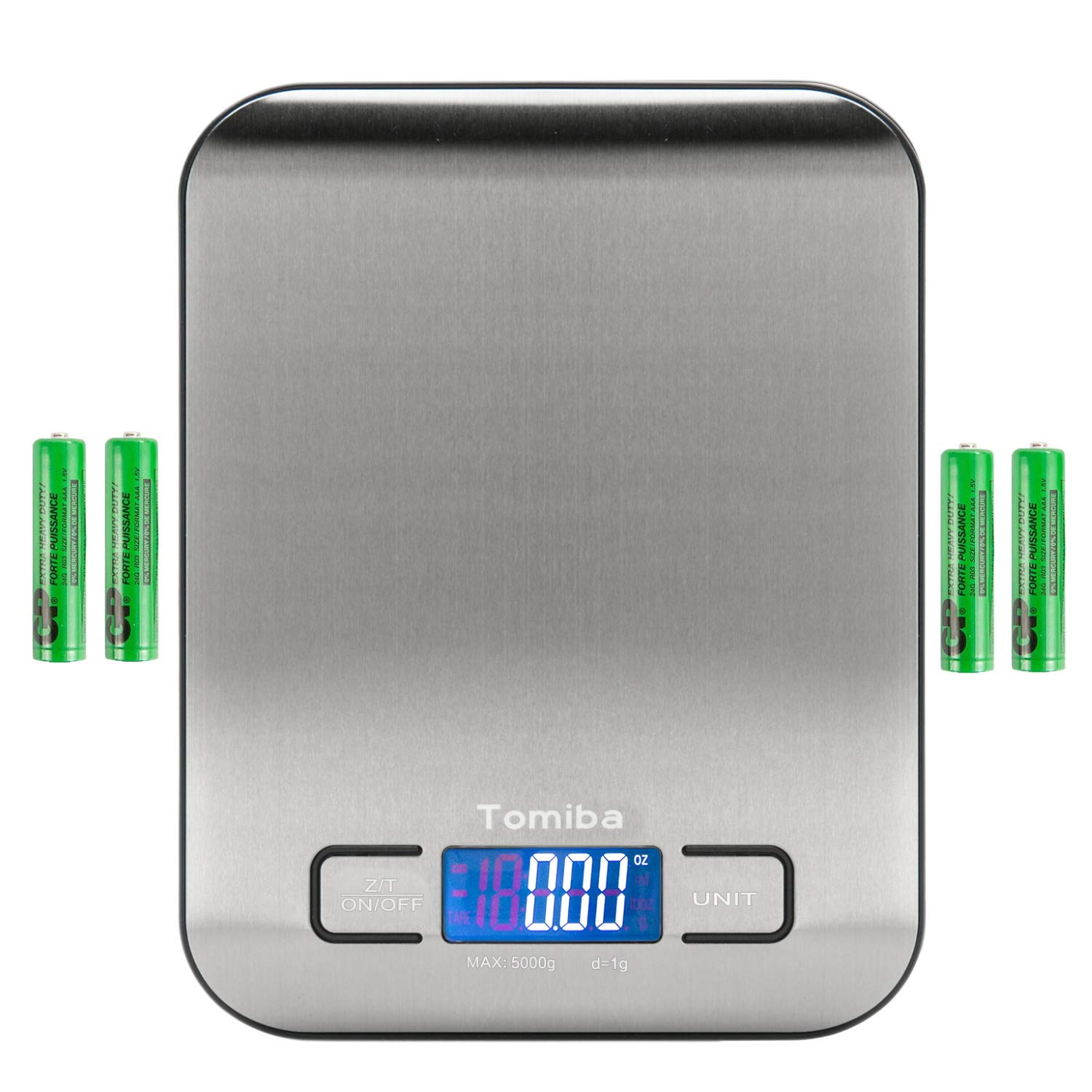 Digital Kitchen Scale Multifunction Stainless