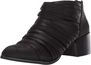 Fergalicious Women's Iggy حذاء برقبة حتى الكاحل للسيدات، أسود، 5 M US