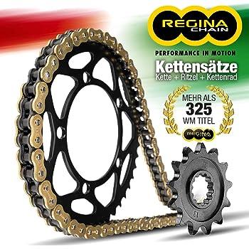 Kettensatz DID 428VX passend f/ür WR 125 X DE072 2009-2016