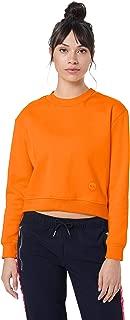 Nicky Kay Adjustable Cropped Sweatshirt