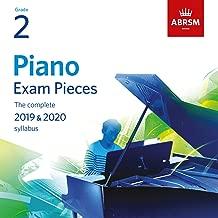 abrsm piano exam pieces 2019