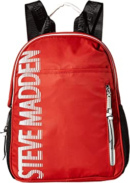 07371ef9eb8b 52. Steve Madden. Sporty Logo Backpack