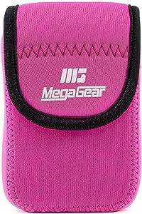 MegaGear Ultra Light Neoprene Camera Case compatible with Panasonic Lu...