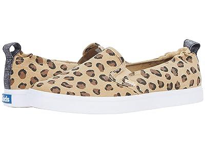 Keds Darcy Slip Leopard (Brown) Women