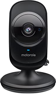 Motorola Focus 68 Connect Indoor HD Wi-Fi Smart Home Monitoring Camera, Zwart