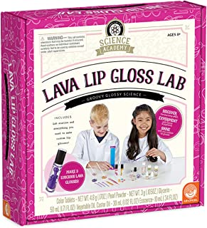 MindWare Science Academy (Lava Lip Gloss Lab)