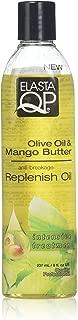 Elasta Qp Olive Oil - Mango Butter Anti-breakage Growth Oil, 8 Oz