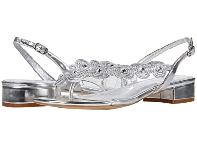 Adrianna Papell Delilah (Silver) Women