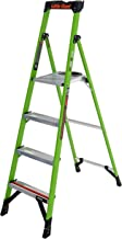 Little Giant Ladder Systems 15366-001 MightyLite 6' IA Step Ladder, 6