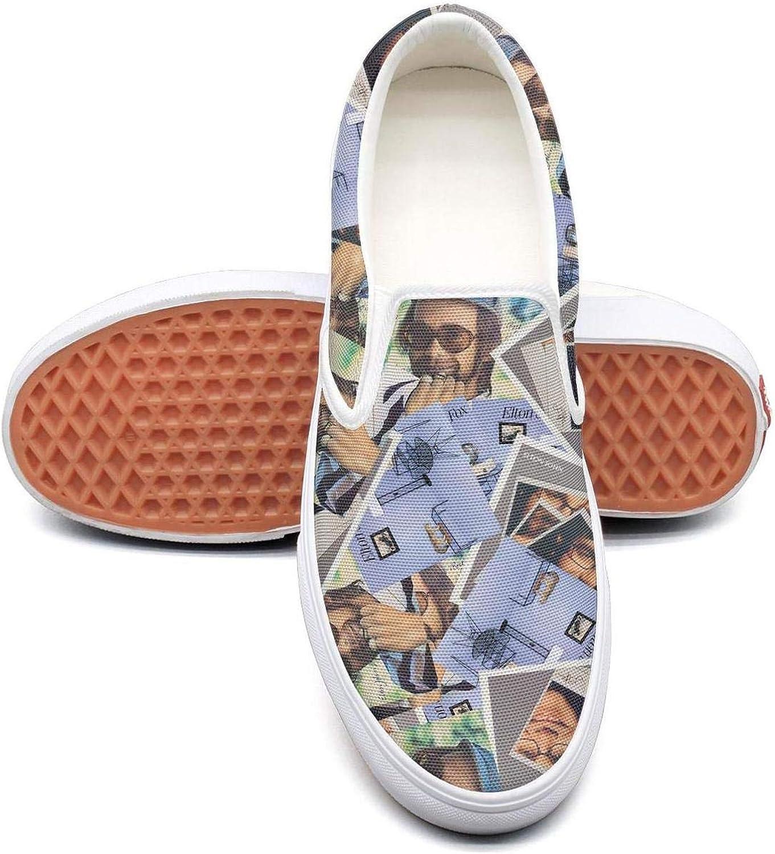 GAKIIER Attractive Women Elton-John-Rock-of-The-Westies- Basketball Sneakers for Womens