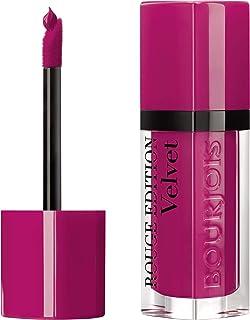 Bourjois Velvet Barra de Labios Líquida Tono 06 Pink pong - 7.7 ml