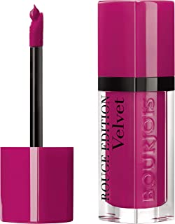 Bourjois Rouge Edition Velvet Lipstick - 06 Pink Pong, 7.7 Ml 0.26fl.oz