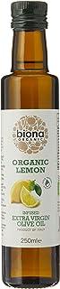 Biona Organic Lemon Extra Virgin Olive Oil, 250ml