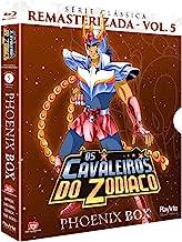 Cavaleiros do Zodíaco - 2 Discos/15 Episódios Blu-ray