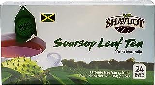 Soursop (Graviola) Jamaican Herbal Tea