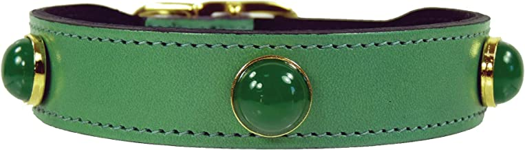 Best dog collars with semi precious stones Reviews