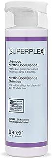 Superplex Shampoo Cool Blonde | Ideale per capelli biondi, capelli colorati e decolorati | 250ml