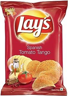 Lays Spanish Tomato Tango Potato Chips 52 grams, India