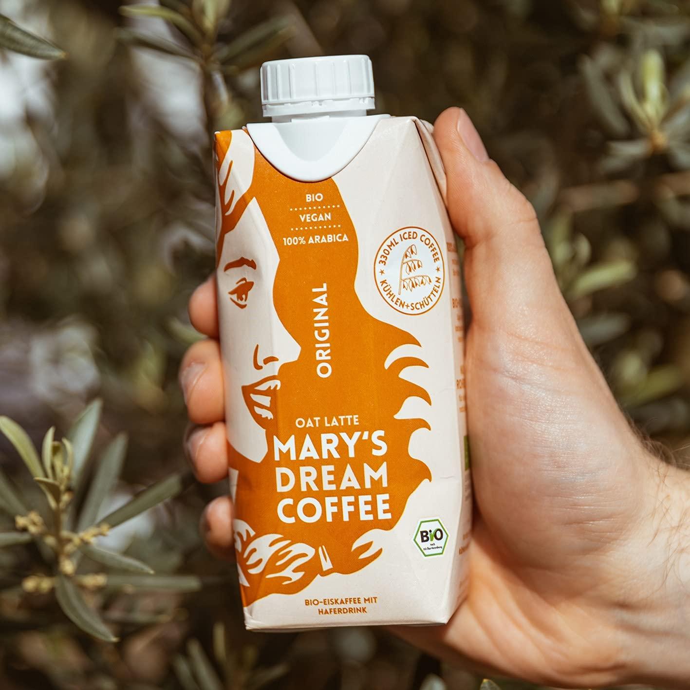 MARY'S DREAM COFFEE Probiert Set   20x BIO Coconut Latte & 20x BIO ...