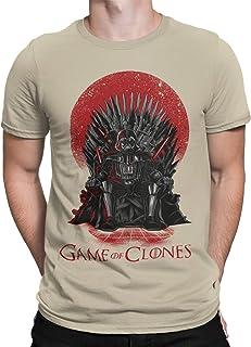 Camisetas La Colmena 035 - Game of Clones.