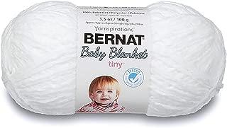 Bernat Baby Blanket Tiny Yarn Snow Cap