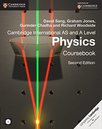 Cambridge international as and a level physics. Coursebook. Per le Scuole superiori. Con CD-ROM. Con espansione online [Lingua inglese]