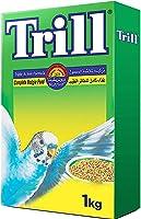 حبوب طعام لببغاء الطائر الطيب من تريل، 1 كغم