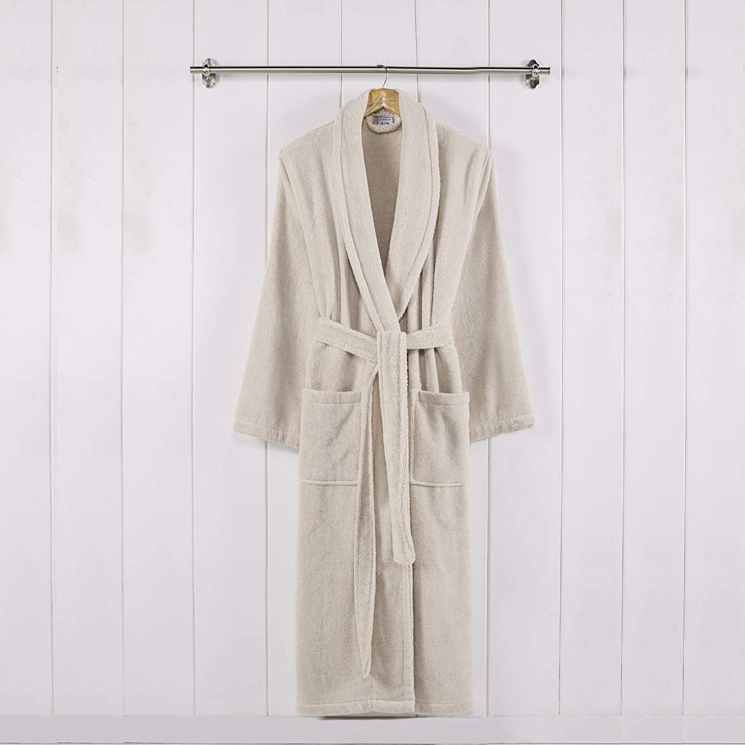 Amrapur Overseas 100-Percent USA Sale Cotton Bathrobe Sh with Classic We OFFer at cheap prices