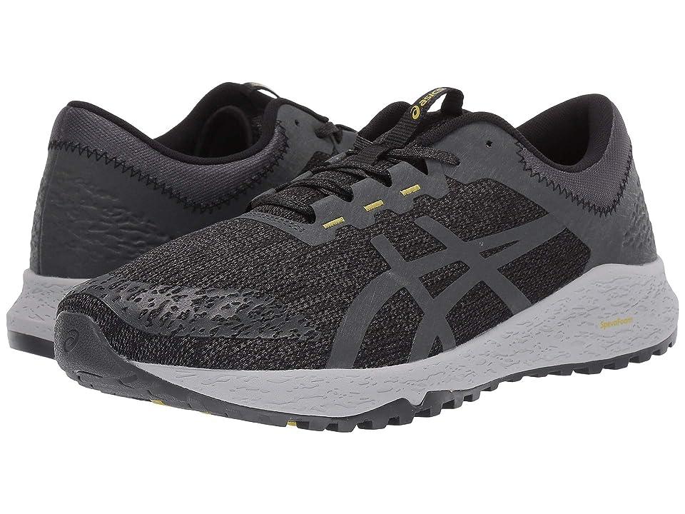 ASICS Alpine XT (Black/Dark Grey) Men
