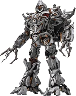 "TRANSFORMERS Masterpiece Decepticon Megatron 12"" Collector Action Figure - Movie Series MPM 8 - Kids Toys - Ages 8+"
