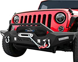 jeep wrangler side bumpers