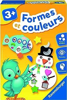Ravensburger- Jeu Educatif- Formes et couleurs- A partir de 3 ans- 24032