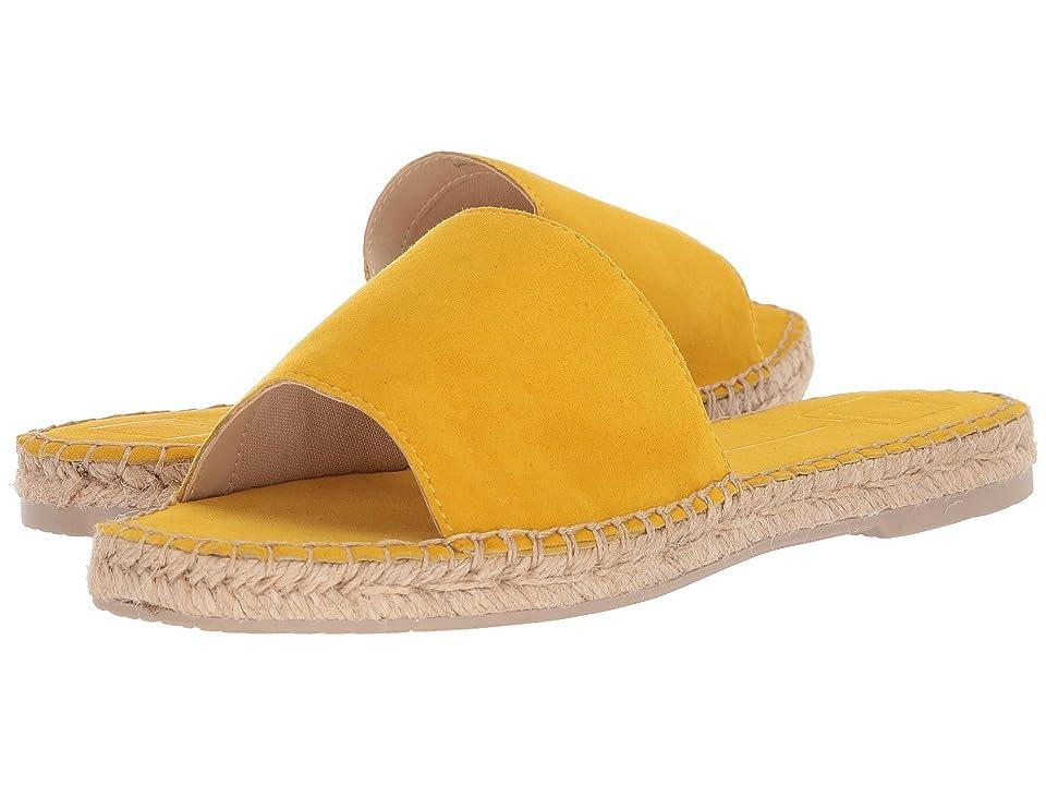 Dolce Vita Bobbi (Yellow Suede) Women