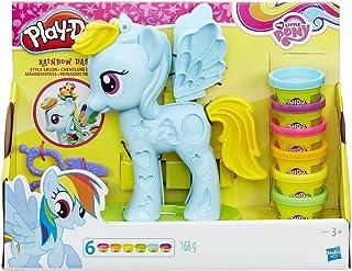 Play-Doh - Rainbow Dash Style Salon (Hasbro B0011EU6)