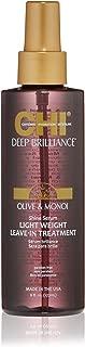 CHI Deep Brilliance Serum Light Weight Leave-in Treatment, 6 Fl Oz